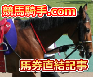 阪神競馬場芝1600m騎手データ