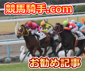 阪神競馬場リーディング騎手と阪神競馬場データ