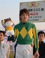 東京競馬場芝1600mで怖い怖い騎手