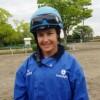 【新潟大賞典】ナカヤマナイトに騎乗する、リサ・オールプレス…短期免許まさかの2人の子供がいるママさん騎手
