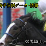 武豊騎手データ・騎手・地方競馬でのGI・JpnIの全競走